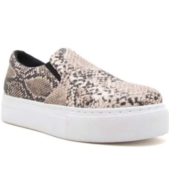 Slip On Platform Sneakers Qupid | Poshmark